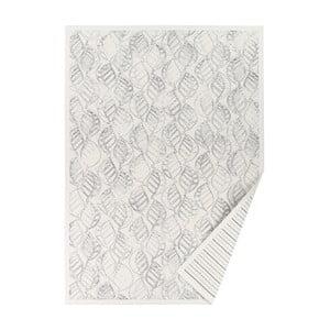 Biały dywan dwustronny Narma Niidu, 160x230 cm