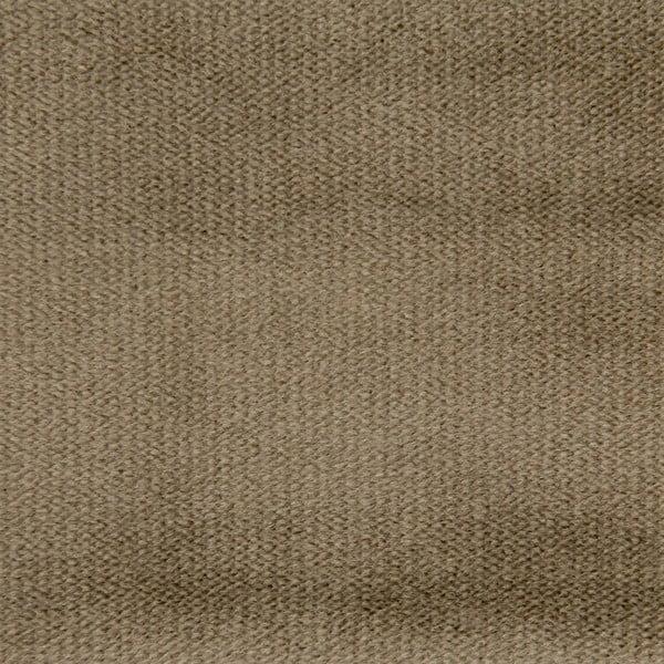 Brązowe łóżko z czarnymi nóżkami Vivonita Allon, 140x200 cm