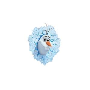 Dziecięca naścienna lampka 3D Olaf