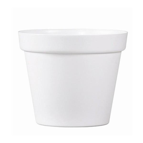 Doniczka City Classic White, 26 cm