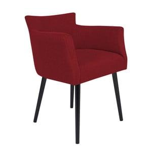 Czerwony fotel BSL Concept Adam