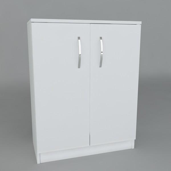 Szafka na buty Napa White/Cordoba, 70x90x35,3 cm