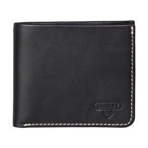Czarny skórzany portfel Gentlemen's Hardware Stanley Tools Bi Fold