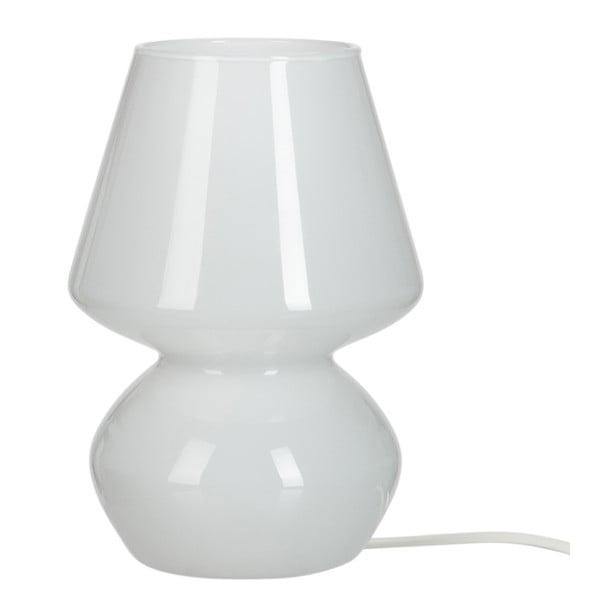 Lampa stołowa Harm Glass, 16x23 cm