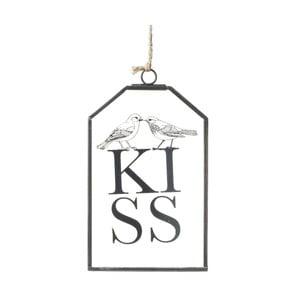 Dekoracja wisząca Kiss