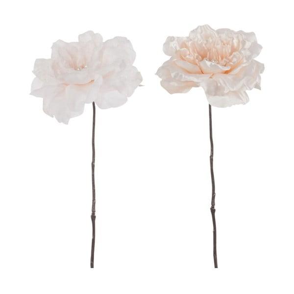 Zestaw 2 sztucznych kwiatów J-Line