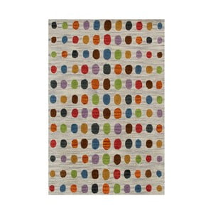 Dywan tuftowany ręcznie Bakero Wimbledon Grey, 70x140 cm