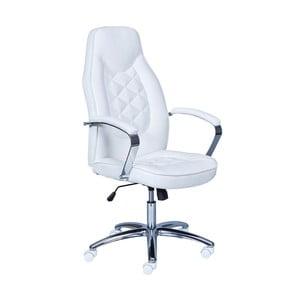 Biały fotel biurowy 13Casa Thor A5