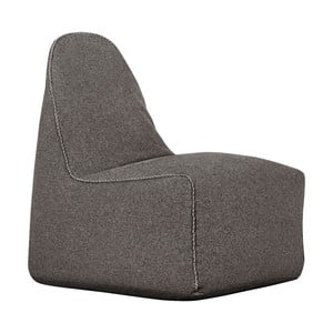 Szary worek do siedzenia Sit and Chill Lounge
