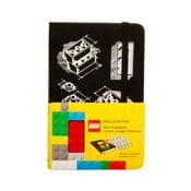 Notes gładki Moleskine Lego Black