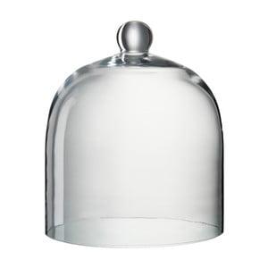 Szklany klosz dekoracyjny Bell, wys. 30 cm