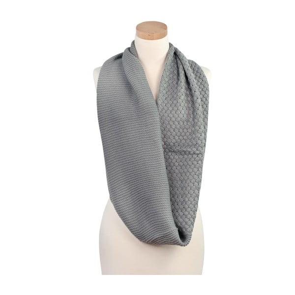 Szalik Romantic Grey