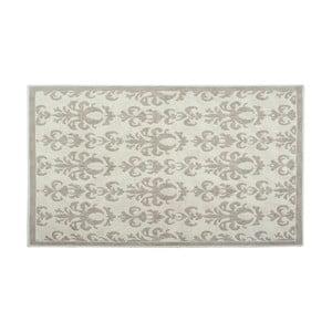 Dywan bawełniany Baroco 100x200 cm, kremowy