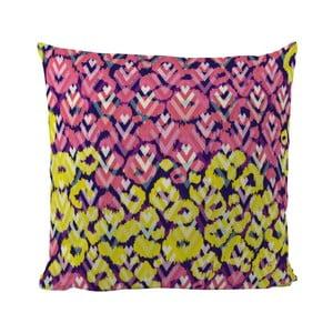 Poduszka Yellow Pink, 50x50 cm