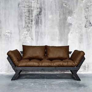 Sofa Karup Vintage Bepop Black/Mocca