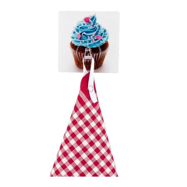 Wieszak z przyssawkami Static-Loc Cupcake, do 8 kg