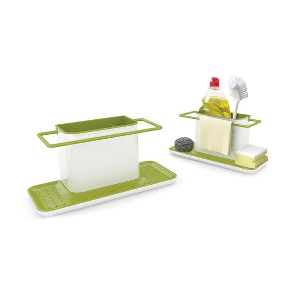 Zielony stojak na środki czystości Joseph Joseph Caddy Large