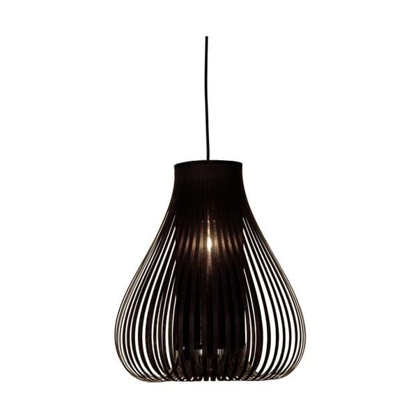 Czarna lampa wisząca Scan Lamps Jolly