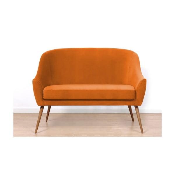 Sofa Hawke&Thorn Herman, pomarańczowa