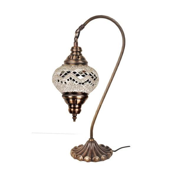 Lampka szklana Fishing V, 13 cm