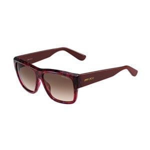 Okulary przeciwsłoneczne Jimmy Choo Rachel Red
