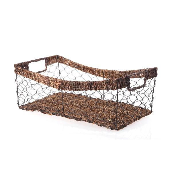 Wiklinowy koszyk Wicker, 42 cm