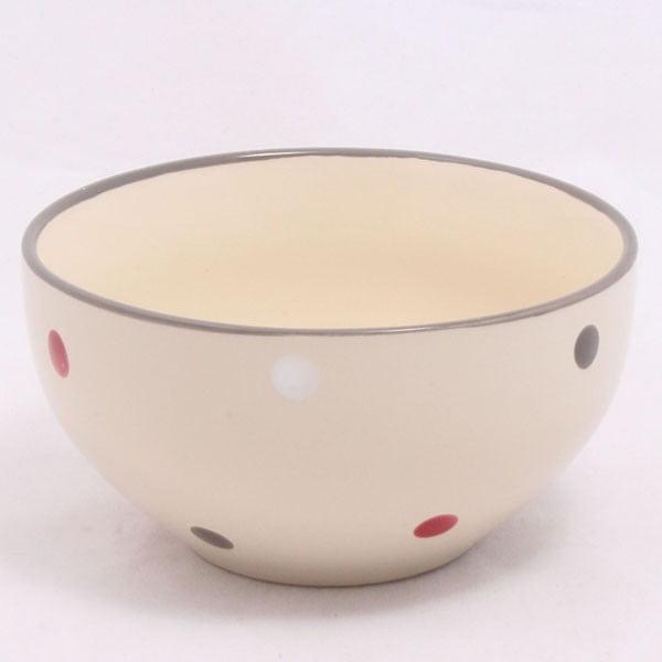 Ręcznie zdobiona miska, 0,4 l
