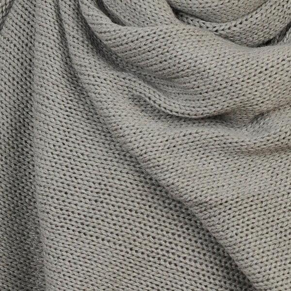 Szalik Long Grey