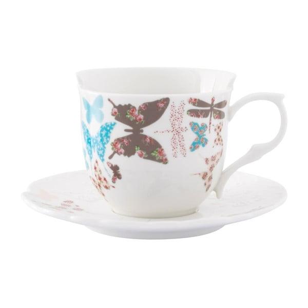 Serwis herbaciany Krauff Butterfly, 13 szt.