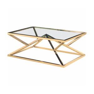 Złoty stolik Artelore Norma