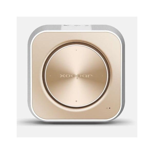 Bezprzewodowy głośnik Punchbox, złoty