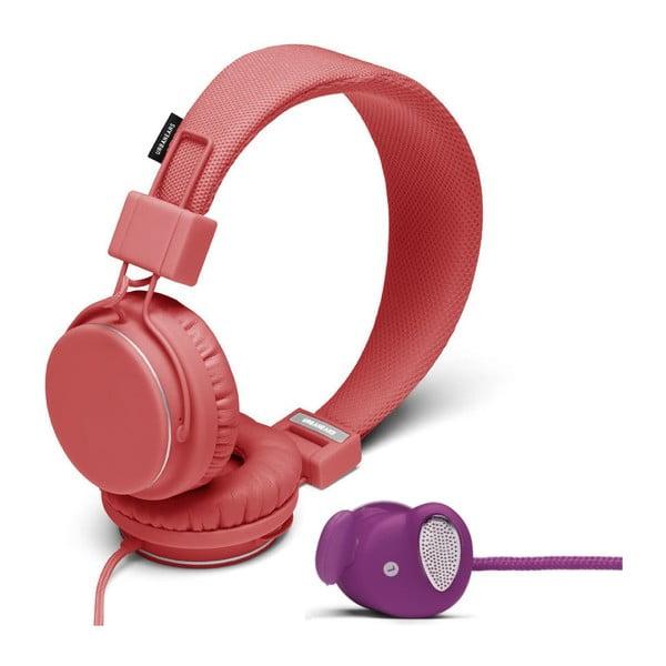 Słuchawki Plattan Coral + słuchawki Medis Grape GRATIS