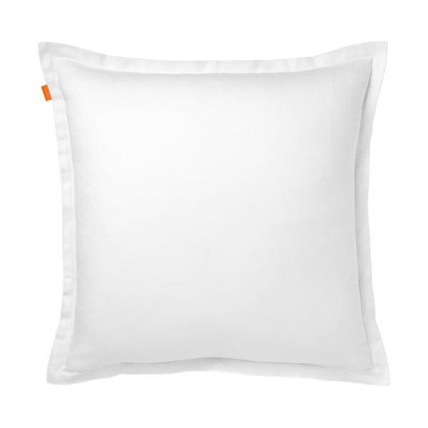 Biała poszewka na poduszkę HF Living Basic, 60x60 cm