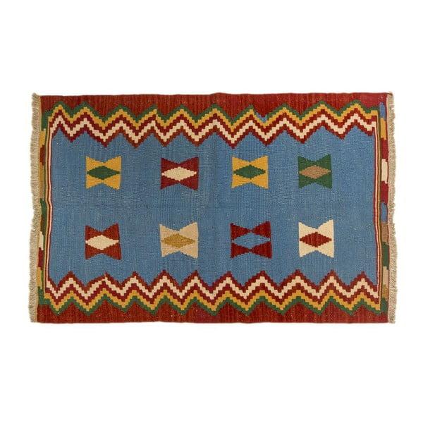 Dywan ręcznie tkany Kilim 6, 147x102 cm