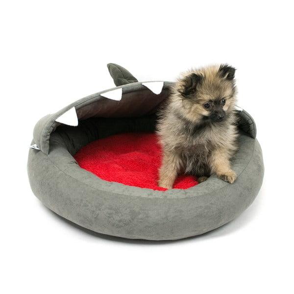 Legowisko dla psa BITE my PET Cave S - Shark