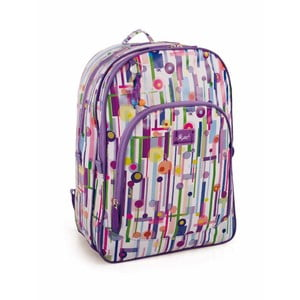 Plecak Skpat-T Backpack Purple Abstract