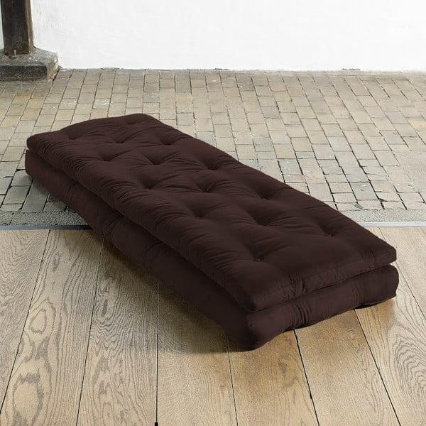 Fotel rozkładany Karup Buckle Up Brown