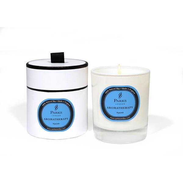 Świeczka Aromatherapy Candles, Hyacinth, 45 godzin palenia