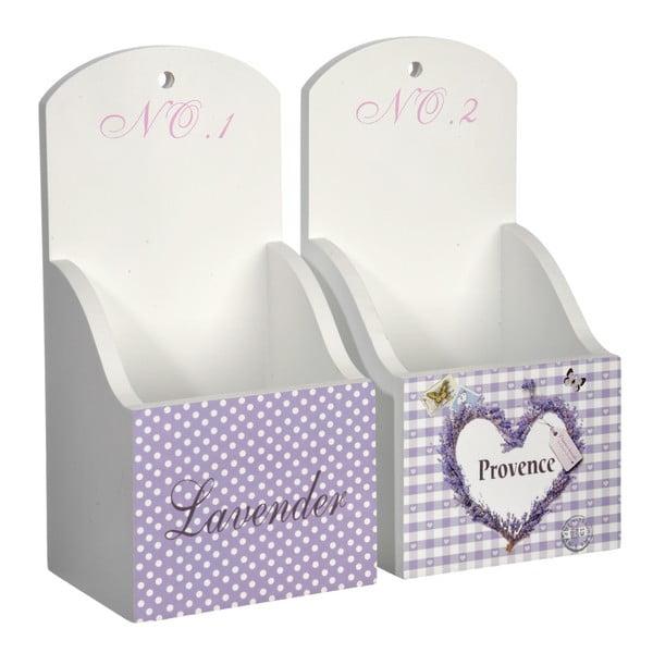 Wiszące pudełka Purple Lady