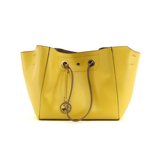 Torebka Beverly Hills Polo Club 01 - Yellow/Mink