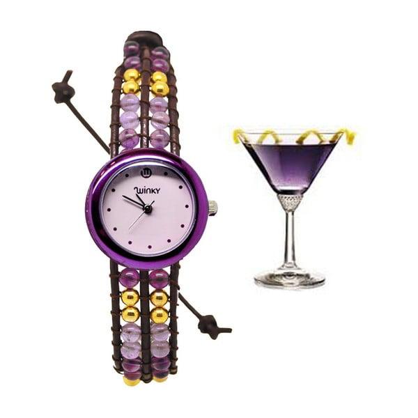 Zegarek z koralikami Classic, Royal Martini