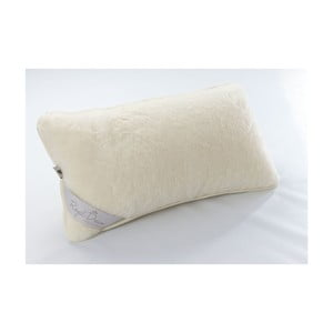 Poduszka   wełniana Royal Dream Sel Cream, 40x70 cm