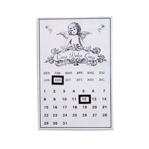 Kalendarz ścienny Bolzonella Casa Dolce Casa