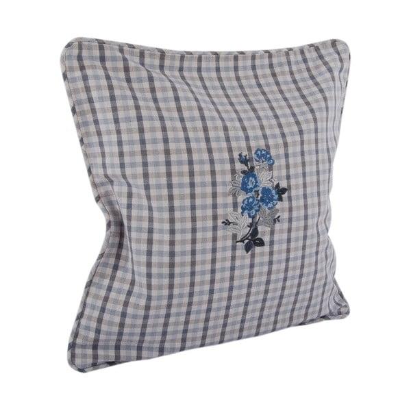 Poszewka na poduszkę Autumn Glow 45x45 cm, niebieska