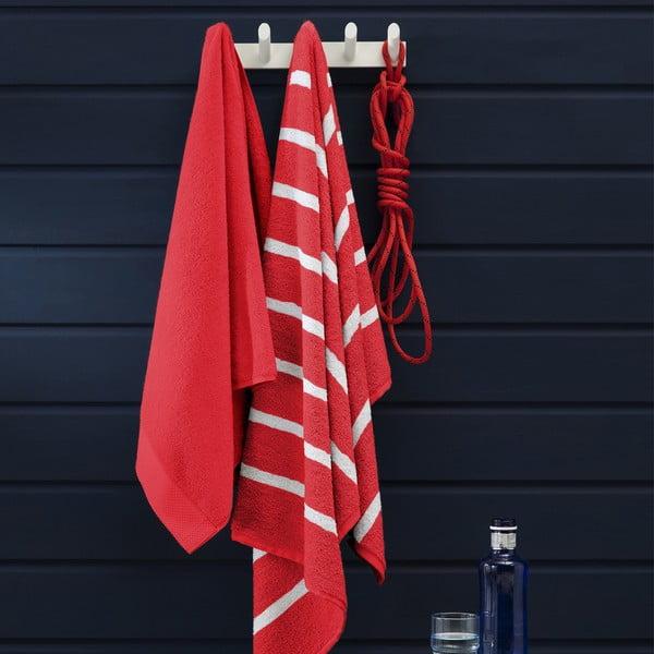 Ręcznik   kąpielowy Menton Red, 70x140 cm