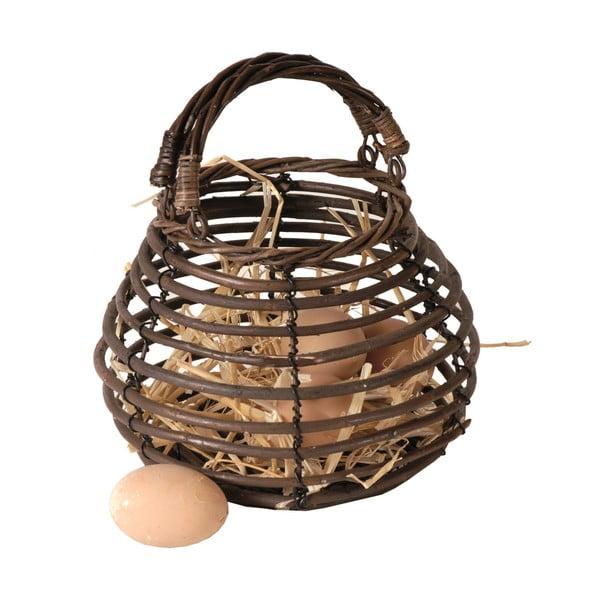 Druciany koszyk na jajka Antic Line Wickie
