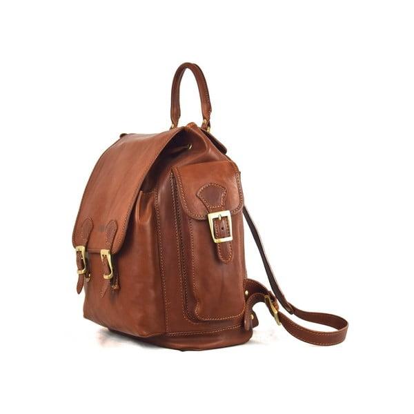 Skórzany plecak Santo Croce 8800 Brown