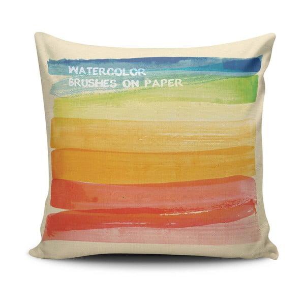 Poduszka z wypełnieniem Colors no. 5, 45x45 cm