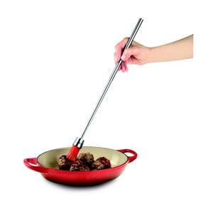 Teleskopiczny pędzelek BBQ Fork