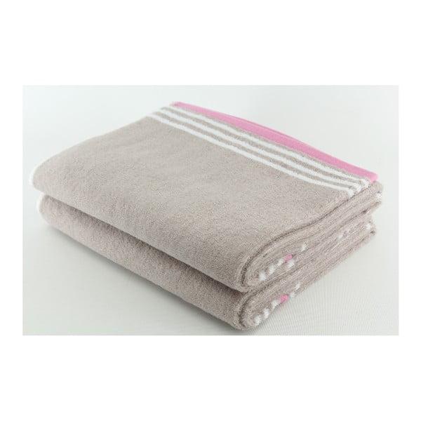 Zestaw 2 ręczników Halley Rock, 70x140 cm
